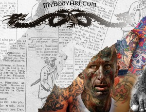 Cover of MyBodyArt social networking plan
