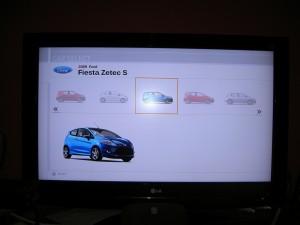 e-class car select