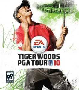 Tiger Woods PGA Tour 2010 Image