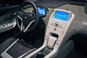 Chevy Volt Interior Picture