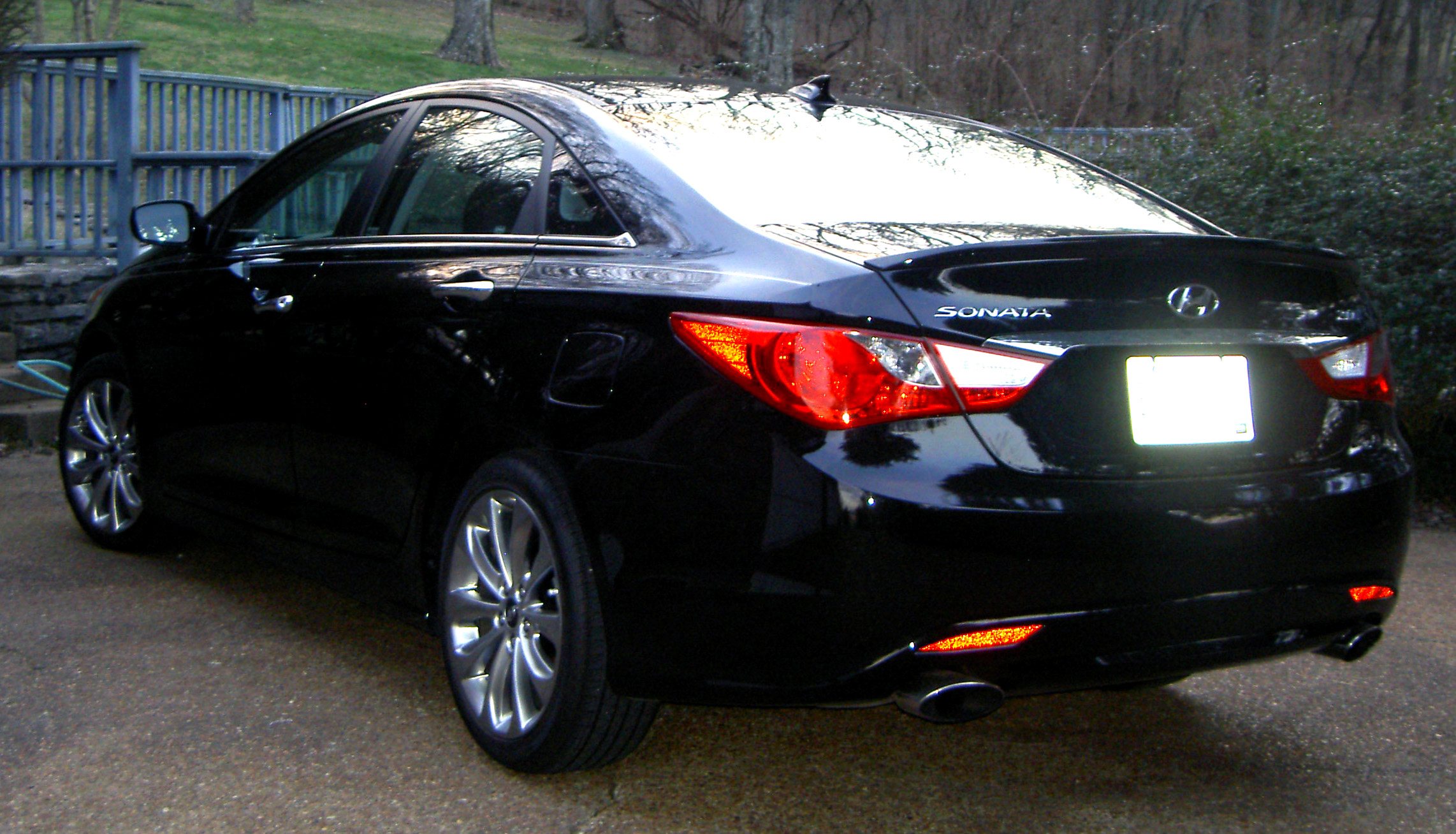 side view hyundai sonata 2012 2 0t black 2008 mercedes