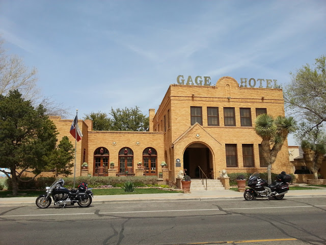 The Gage Hotel