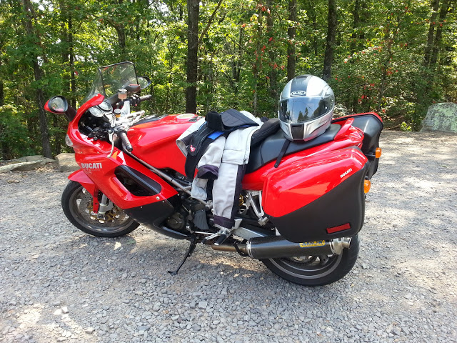 Ducati and Arkansas